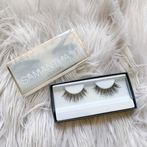 NEW Huda Beauty Samantha #7 Classic False Lashes